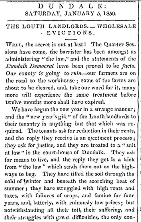 dundalk-democrat-8-jan-1850